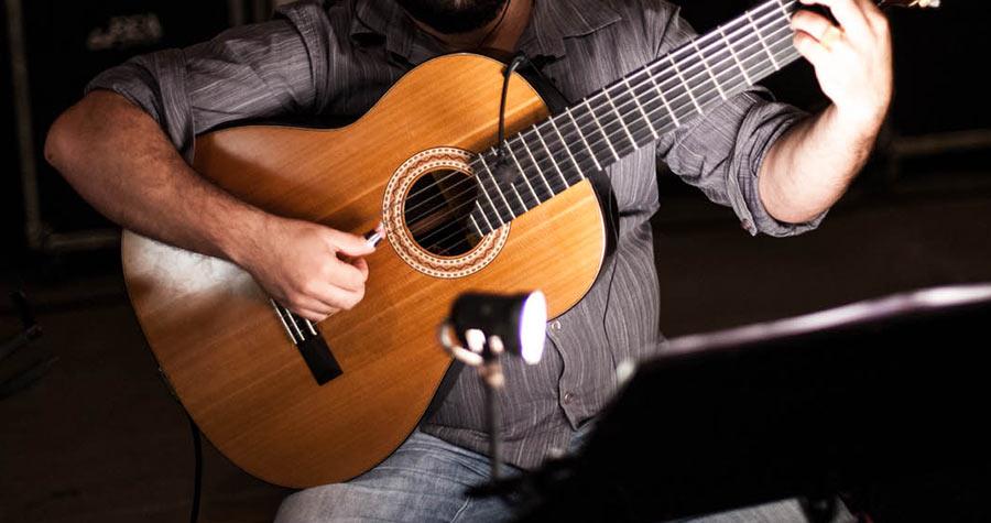 violão brasileiro