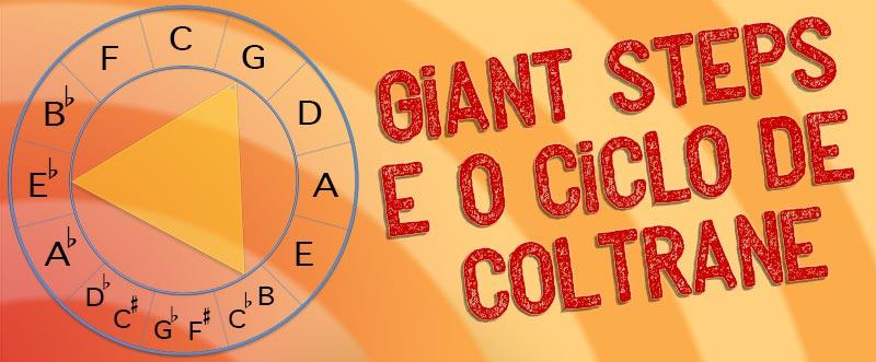 Giant Steps e o Ciclo de Coltrane