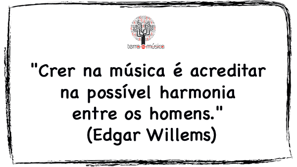 Edgar Willems - educador musical.