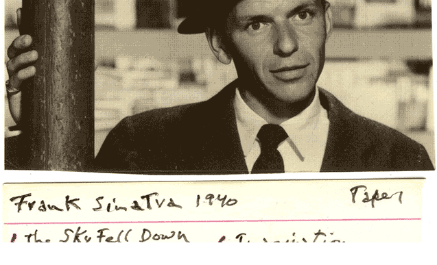 Acervo de jazz - Frank Sinatra