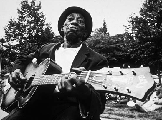Breve história do blues
