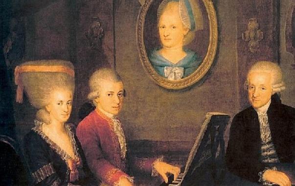 Mozart: sua vida em cartas
