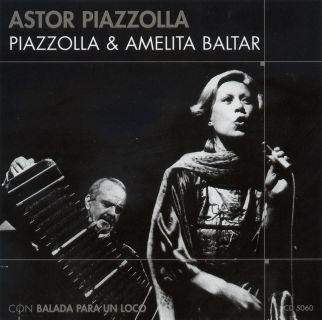 Astor Piazzolla e Amelita Baltar