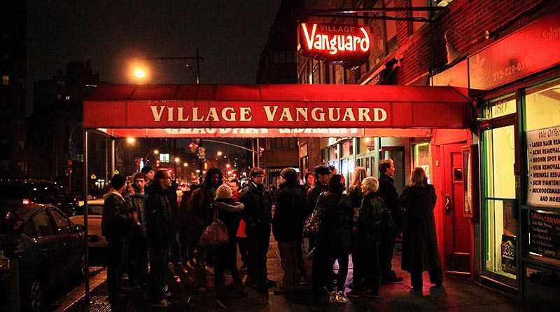 Village Vanguard - entrada