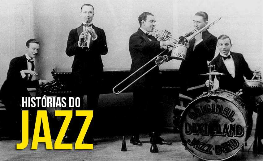 histórias do jazz