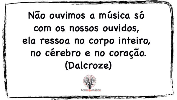 Dalcroze pedagogia musical