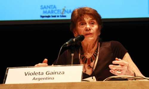 Violeta Gainza - educação musical