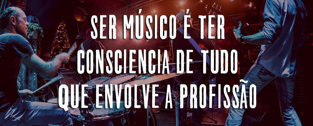como viver de música