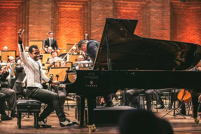 pianista Hercules Gomes