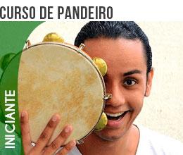 curso online pandeiro brasileiro