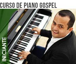 curso online piano gospel com certificado