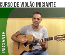 curso online de violão para iniciante