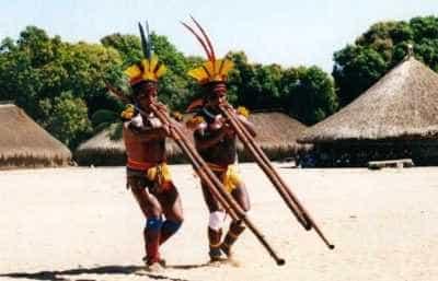 música indigena