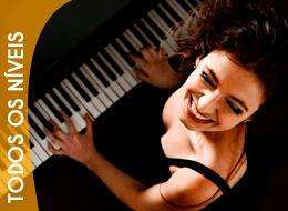 repertório para piano e teclado