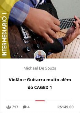 curso de violão iniciante e intermediário