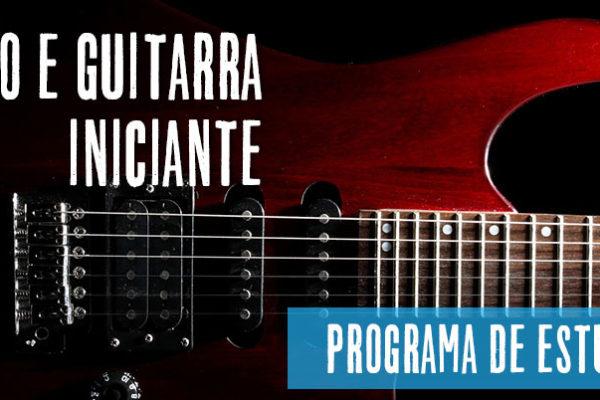 curso de violão iniciante