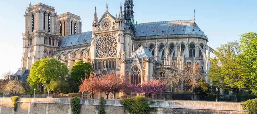 Notre Dame de Paris e a polifonia