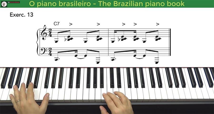 O Piano Brasileiro método