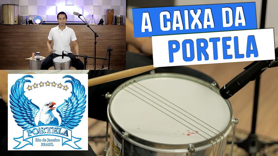 caixa da portela escola de samba