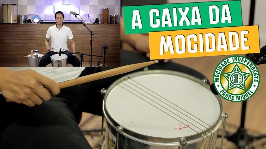 caixa da mocidade escola de samba