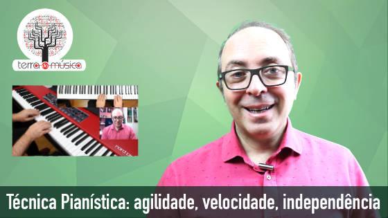 Curso de técnica pianística