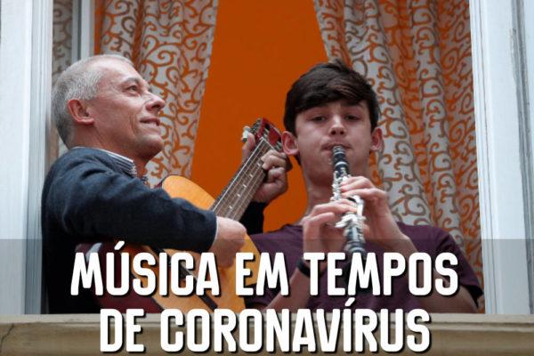 Música em tempos de coronavírus