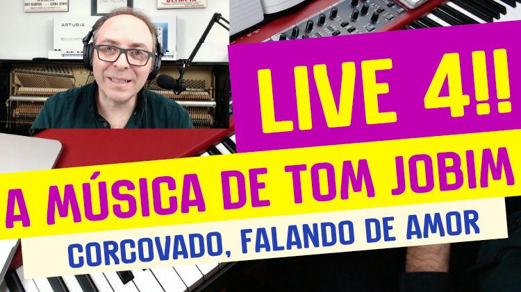 A música de Tom Jobim harmonização e rearmonização
