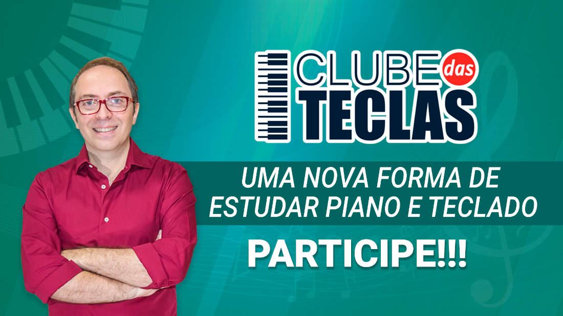 Clube das Teclas com Turi Collura