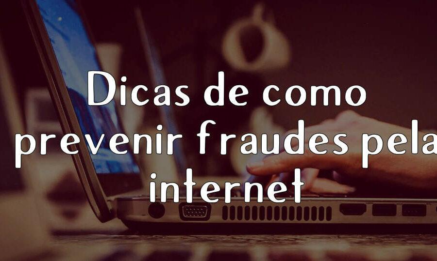 fraudes pela internet