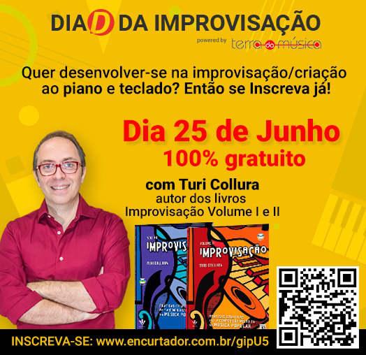 Dia D da improvisação - evento gratuito