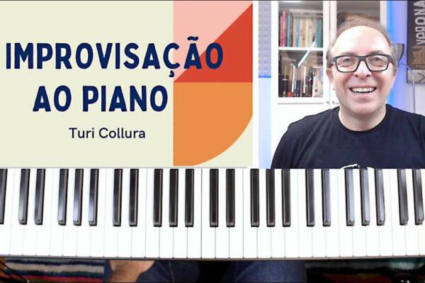 Improvisação ao piano